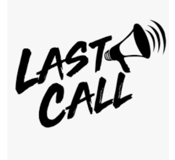 LAST CALL — Bingo Barn